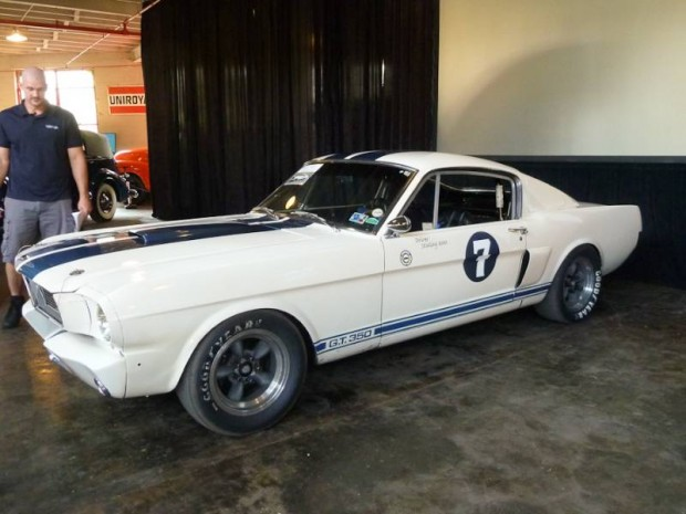 1966 Shelby Mustang GT350 Race Car