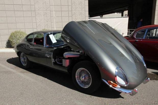 1965 Jaguar XKE SI 4.2 Fixed Head Coupe