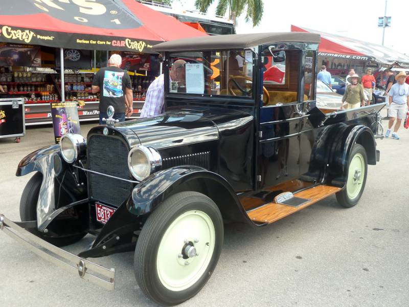 Barrett-Jackson Palm Beach 2012 - Auction Report