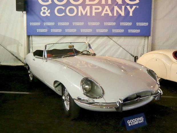 1961 Jaguar E-Type Series One Roadster