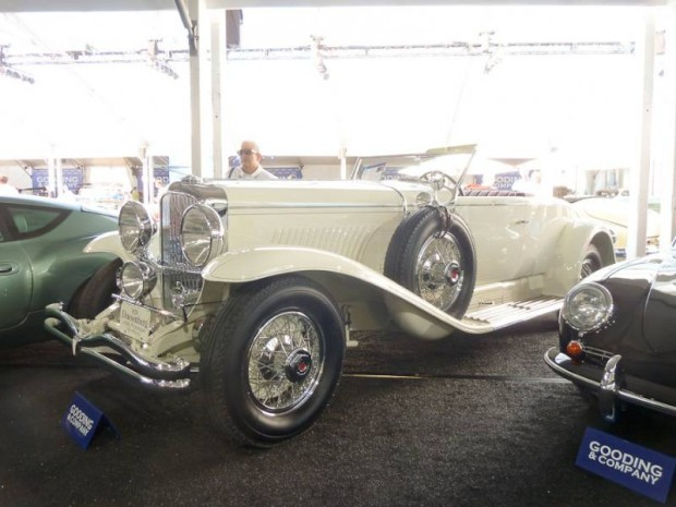 1929 Duesenberg Model J Disappearing Top Convertible Coupe, Body by Murphy