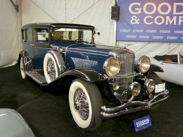1931 Duesenberg Model J LWB Limousine