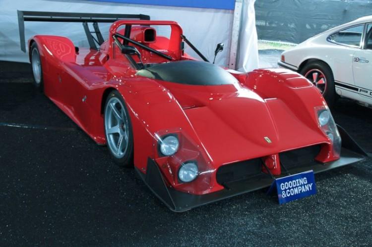 2001 Ferrari 333 SP Sports Racer