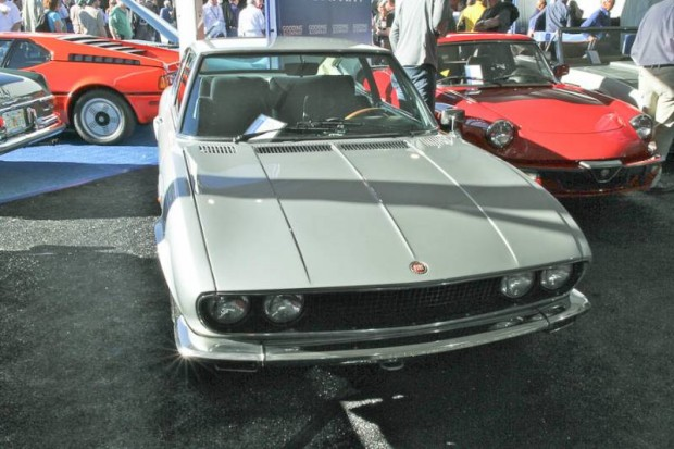 1973 Fiat Dino 2400 Coupe, Body by Bertone