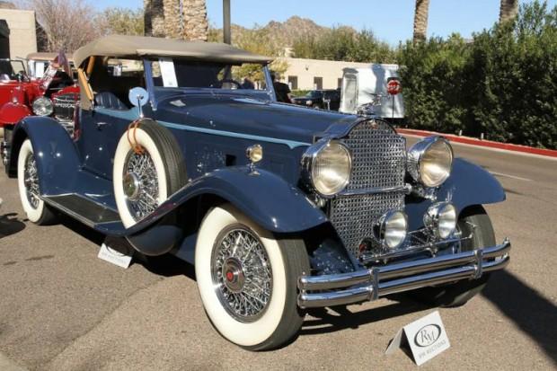 1930 Packard 734 Speedster Replica Runabout