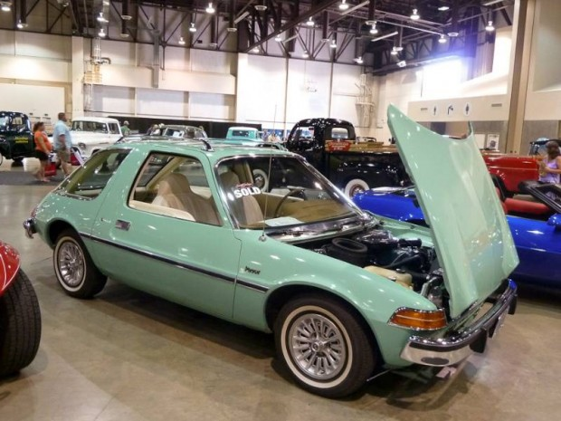 1975 AMC Pacer Coupe