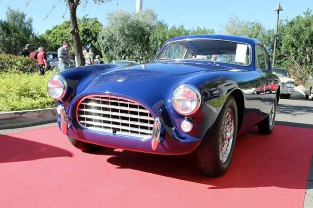 1960 AC Aceca Bristol Coupe