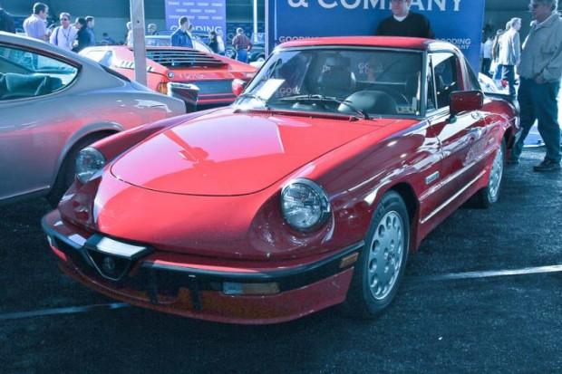 1989 Alfa Romeo 2000 Quadrifoglio Spider