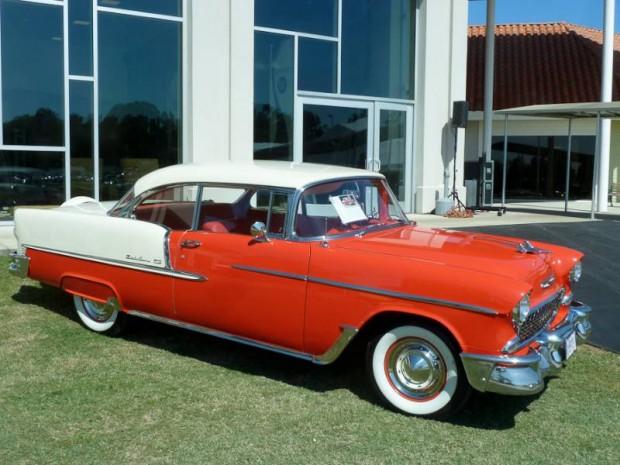 1955 Chevrolet Bel Air 2-Dr. Hardtop