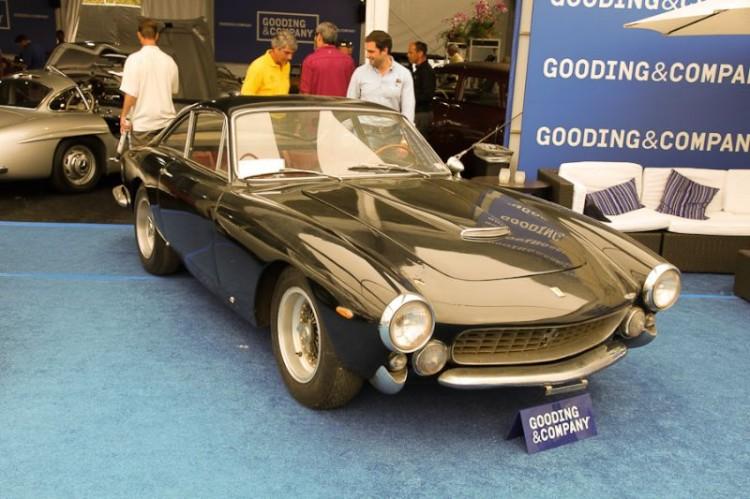 1964 Ferrari 250 GT/L Lusso Berlinetta, Body by Scaglietti