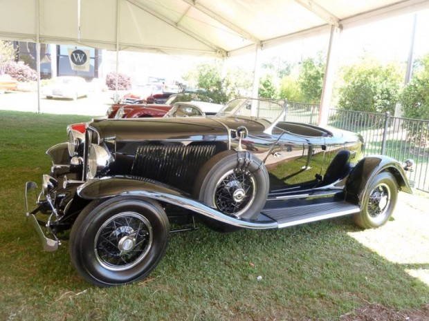 1932 Auburn 8-100A Custom Boattail Speedster