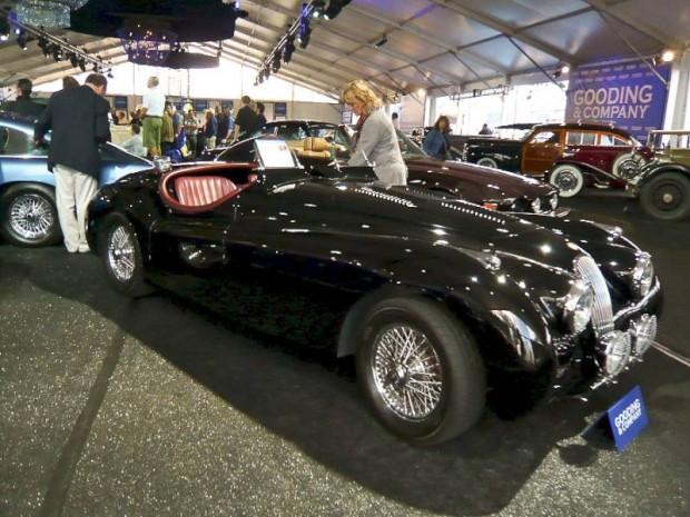 1956 Jaguar XK 140 Special