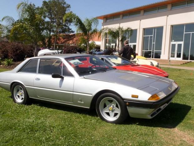 1982 Ferrari 400iA 2-Dr. Sedan