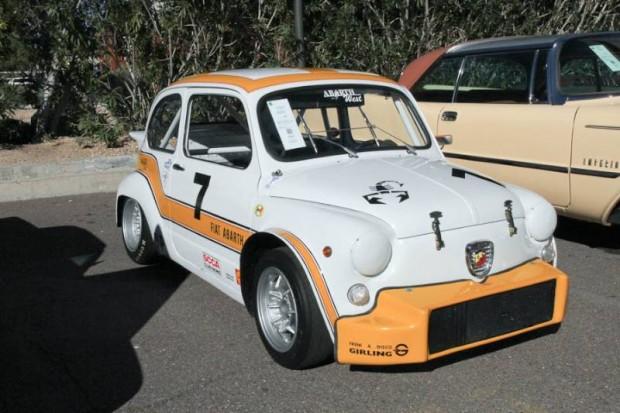 1967 Fiat-Abarth 1000TC Berlina Corsa