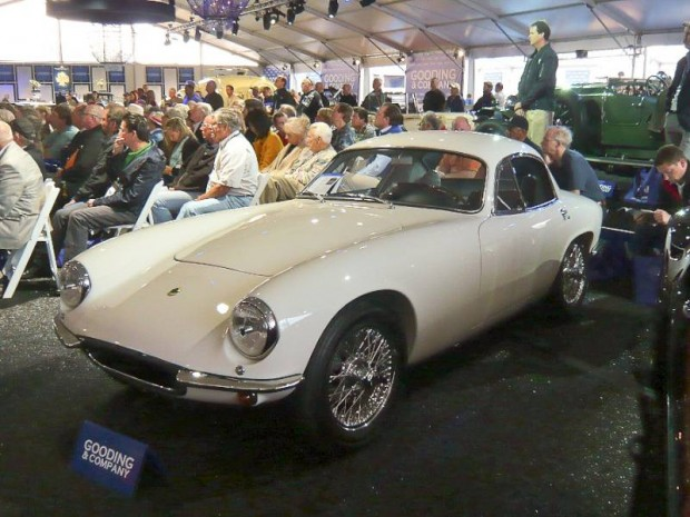 1960 Lotus Elite Series II Coupe