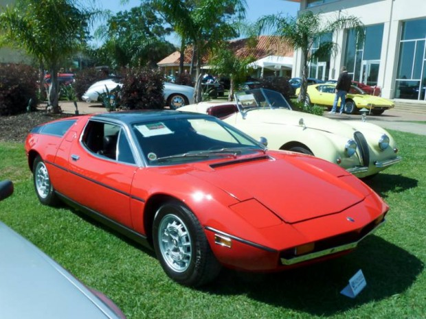 1973 Maserati Bora SS