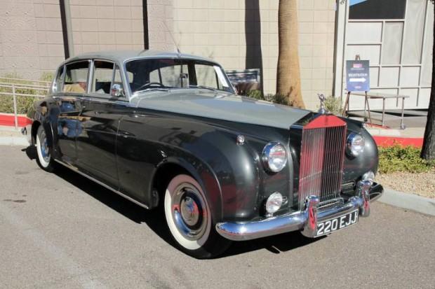 1962 Rolls-Royce Silver Cloud II LWB Limousine