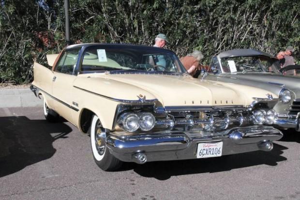 1959 Imperial Custom Southampton 2-Dr. Hardtop