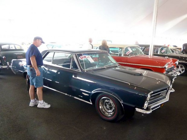 1965 Pontiac LeMans GTO 2-Dr. Hardtop for sale