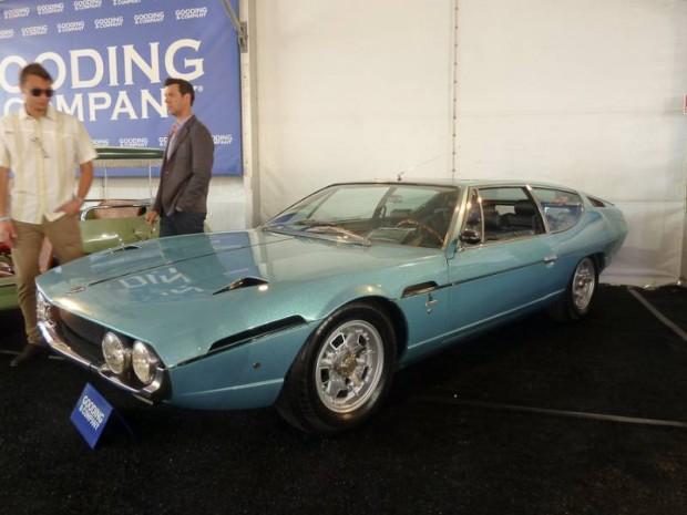 1968 Lamborghini Espada 400 GT SI Coupe