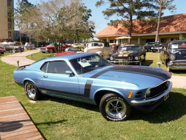 1970 Ford Mustang Boss 302 Sportsroof