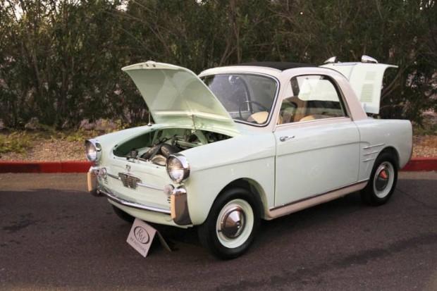 1959 Autobianchi Bianchina Transformabile Series II