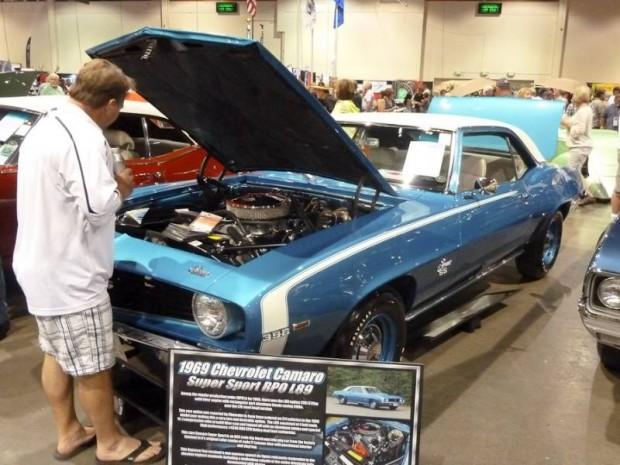 1969 Chevrolet Camaro SS 2-Dr. Hardtop