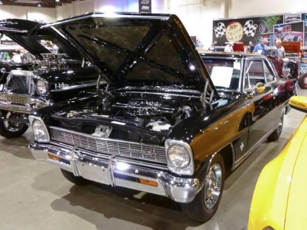 1966 Chevrolet Nova 2-Dr. Hardtop