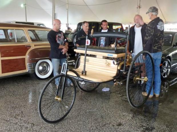 1886 Benz Replica Patent Motorwagen