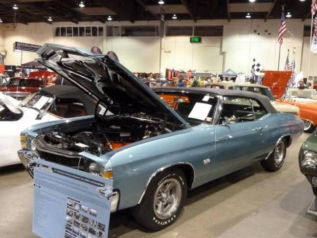 1971 Chevrolet Chevelle SS LS5 Convertible