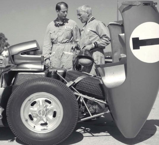 This time, Corvette Chief Engineer Zora Arkus-Duntov was on board too. The previous year he had told Cole that there wasn't enough time to prepare the cars and declined to participate.