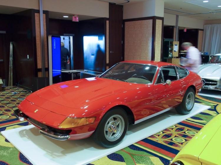 1973 Ferrari 365 GTB/4 Daytona Berlinetta, Body by Pininfarina-Scaglietti