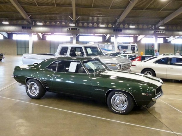 1969 Chevrolet Camaro Z/28 RS 2-Dr. Hardtop