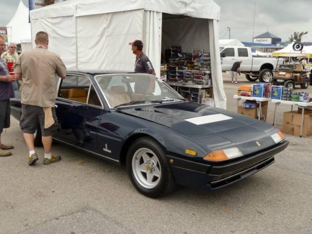 1982 Ferrari 400i 2-Dr. Sedan