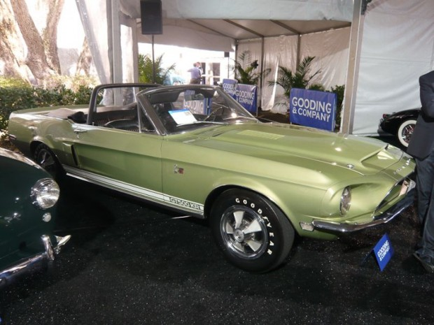 1968 Shelby Mustang GT500KR Convertible for sale