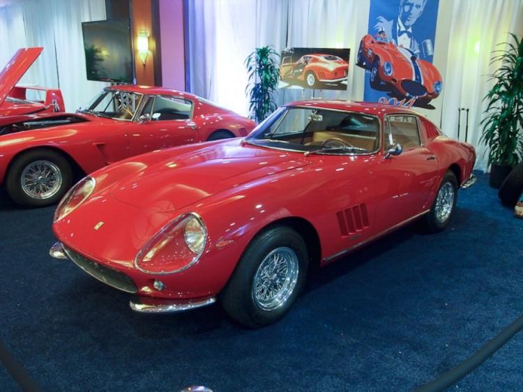1965 Ferrari 275 GTB Competizione Clienti, Body by Pininfarina-Scaglietti
