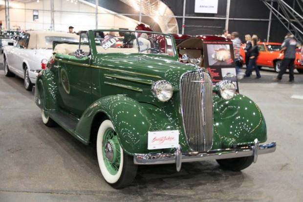 1936 Chevrolet Standard Convertible