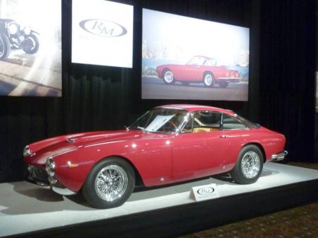 1963 Ferrari 250 GT/L Lusso