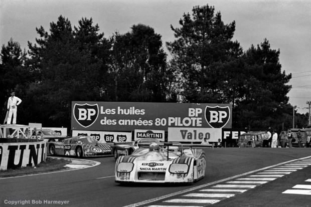 The Lancia Martini LC1 001003 driven by Hans Heyer, Riccardo Patrese and Piercarlo Ghinzani was one of just three to contest the Group 6 category, and all three failed to finish.
