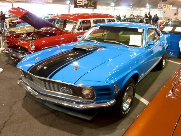 1970 Ford Mustang Mach I Fastback for sale