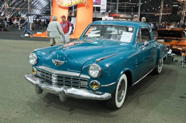 1948 Studebaker Commander Starlight Coupe
