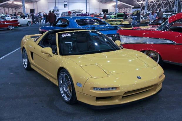 2001 Acura NSX Targa