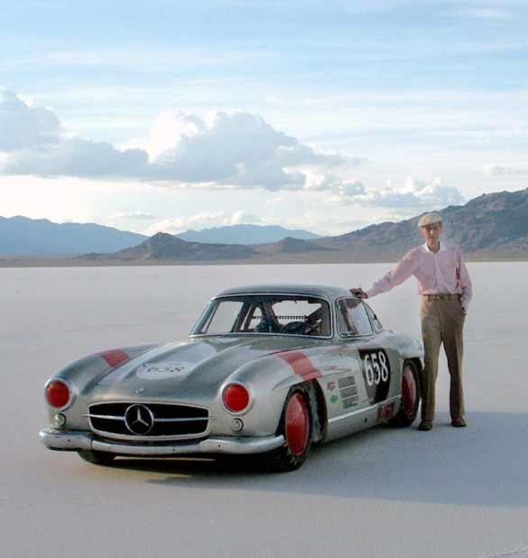 The 2003 Bonneville attempt failed, so Bob and John returned the following year and again in 2005.
