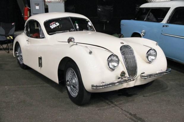 1952 Jaguar XK 120 Fixed Head Coupe