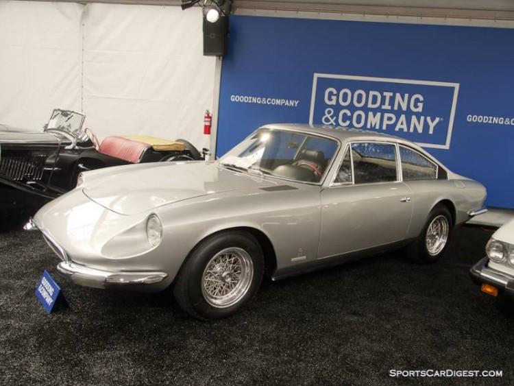 1970 Ferrari 365 GT 2+2 Coupe, Body by Pininfarina