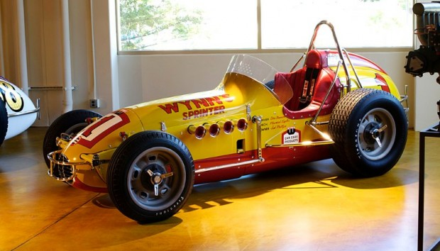 Wynn's Sprint Car