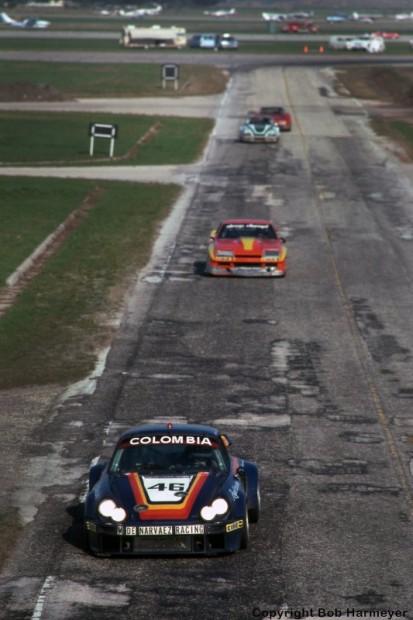 Porsche 911 Carrera RSR, 1977 Sebring 12 Hours