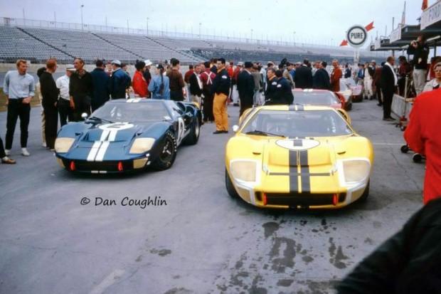 Ford GT40 Mk II Daytona 24 Hours 1967