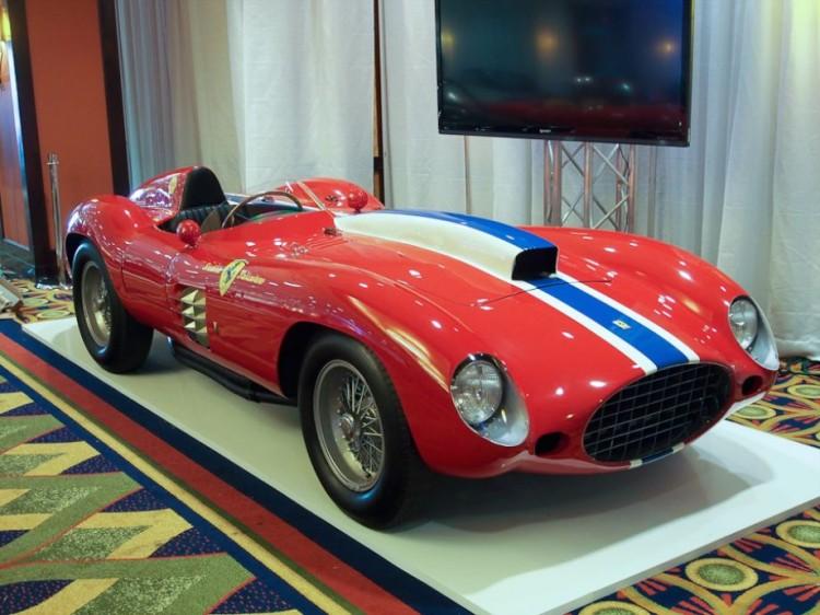 1955 Ferrari 410 Sport Sports Racer