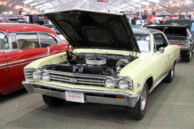 1967 Chevrolet Chevelle SS 396 2-Dr. Hardtop